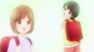 Misaki and Kayomi