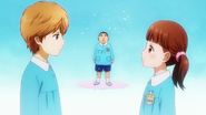 Yuzuha confessing to Makoto