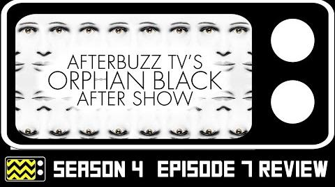 Orphan Black Season 4 Episode 7 Review w Kevin Hanchard AfterBuzz TV