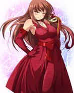 Scarlet HR Close