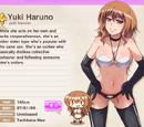 Yuki Haruno