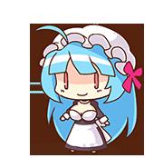 Yagami Reika chibi