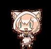 Neneko Nekozaki Chibi