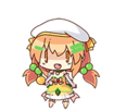 Megumi Sahara chibi