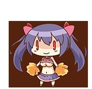 Iuchi Ayana chibi