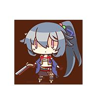 Minaho Yakumaru chibi