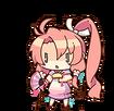 Sakurako Momoki chibi