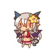 Aegis (Summer version) chibi