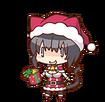 Ichigochristmas chibi