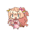 Noa (Kimono version) chibi
