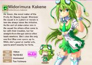 Midorimura Kakene Album SSR