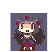 Ninomae Fumiyo chibi