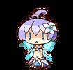 Blue Ageha Chibi