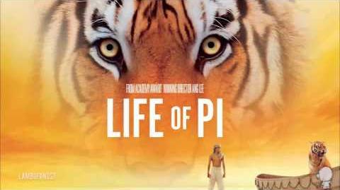Life of Pi Soundtrack - Pi's Lullaby - English Sub-Titles