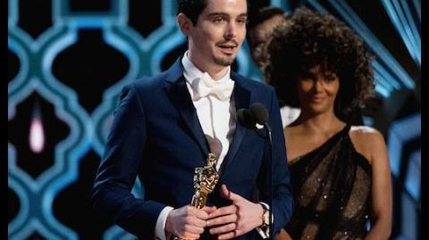 Damien Chazelle winning Best Directing