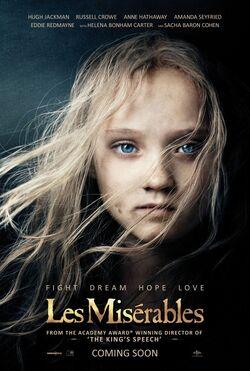 Les Miserables-poster