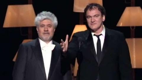 """""""The Secret in Their Eyes"""" winning the Oscar® for Foreign Language Film"""