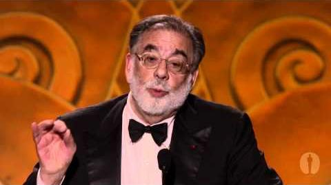 2010 Governors Awards -- Thalberg Award recipient Francis Ford Coppola