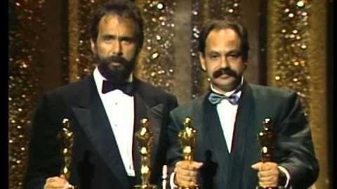 Cheech & Chong and Return of the Jedi 1984 Oscars