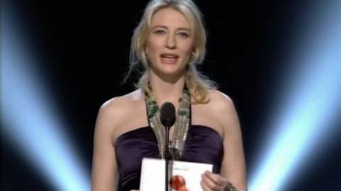 """""""Sweeney Todd"""" winning an Art Direction Oscar®"""