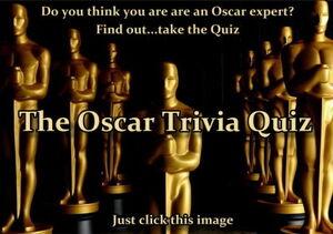 Oscars-trivia