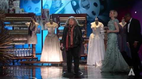 """Mad Max Fury Road"" wins for Costume Design"