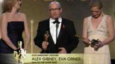 Taxi to the Dark Side Wins Documentary Feature 2008 Oscars