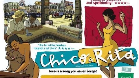 Chico & Rita - Official Trailer HD (2012)