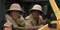 Sarcastic zookeepers