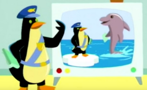 Oswald TV Characters