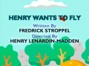 Henry Wants to Fly
