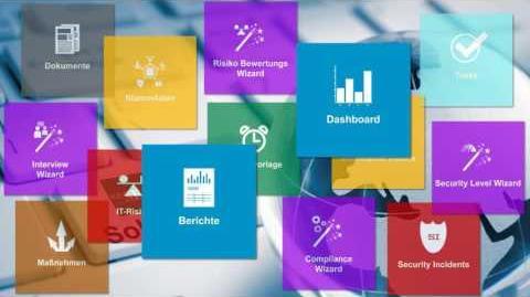 QSEC - ISMS & GRC Software Präsentation
