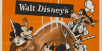 Walt Disney's Thanksgiving Day Mirthquake