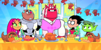 Thanksgiving (Teen Titans Go!)