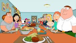 Thanksgiving (Family Guy)