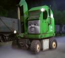 Alfie the Excavator