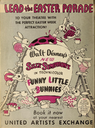 1934 SILLY RABBIT