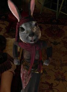 Mrs Rabbit