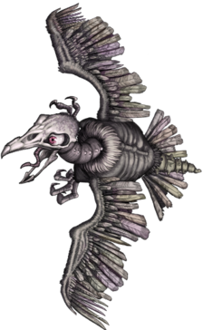 Winged overseer