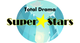 Total Drama Super Star Logo