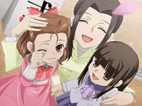 DS - haruhi and sayuri