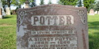 A. Sidney Potter