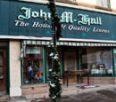 John M. Hall Linens