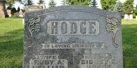 Sidney G. Hodge