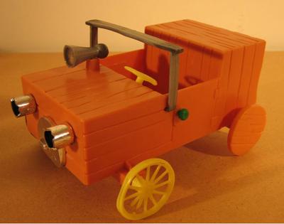 Gang cart