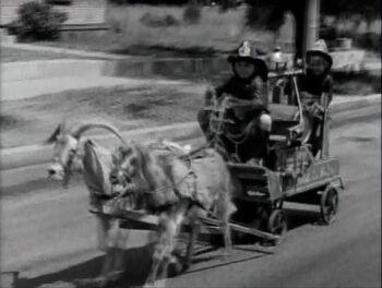 Junior Fire Squad 3 Fire Engine 2