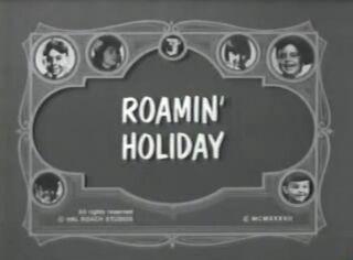 Roamin holiday kingworld