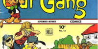 Our Gang Comics Issue 13