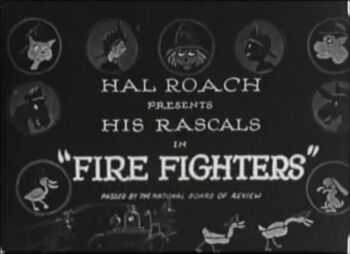 Fire Fighters tc