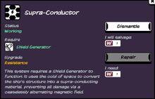 Supra-Conductor